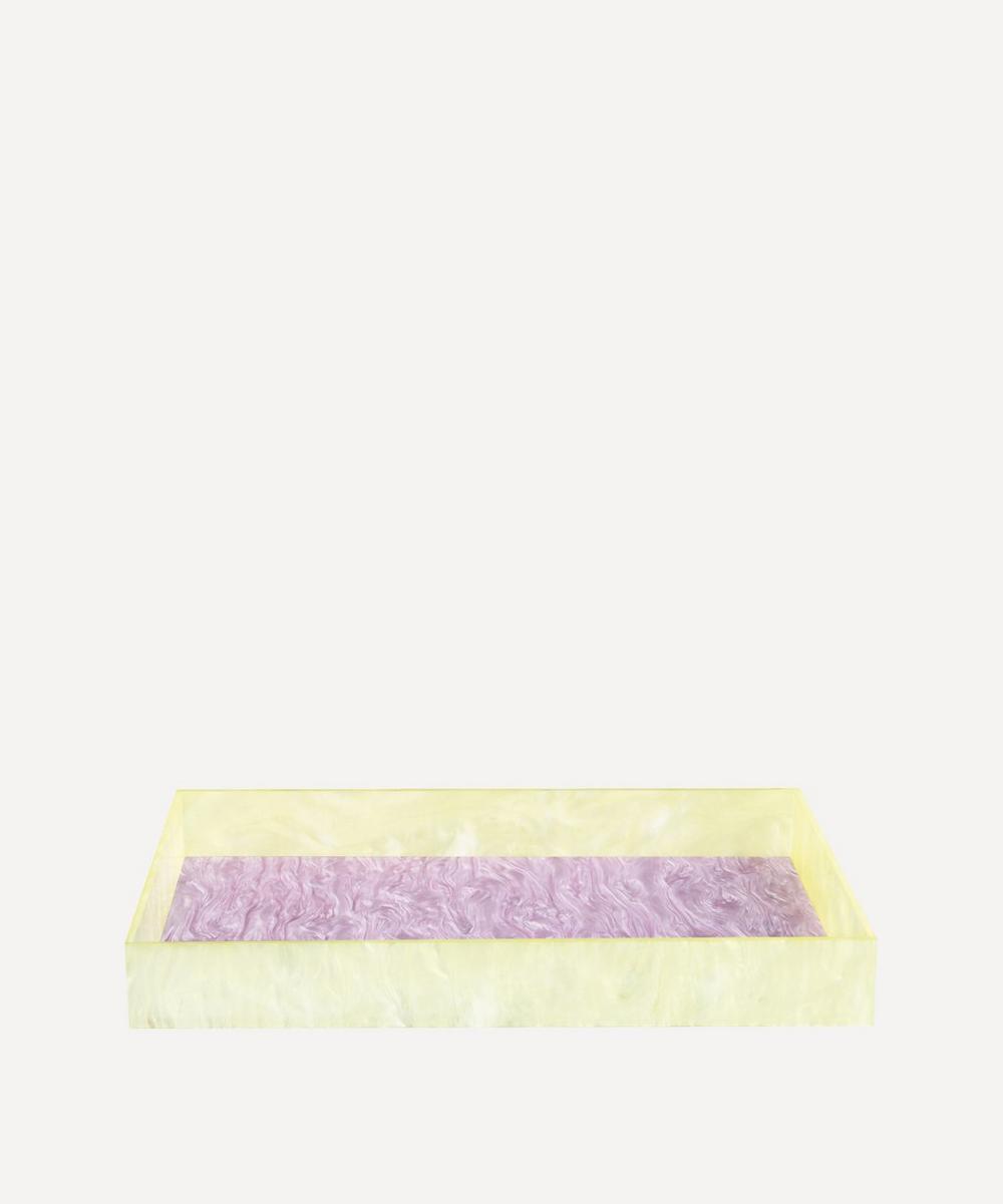 Lila Pastel Tray
