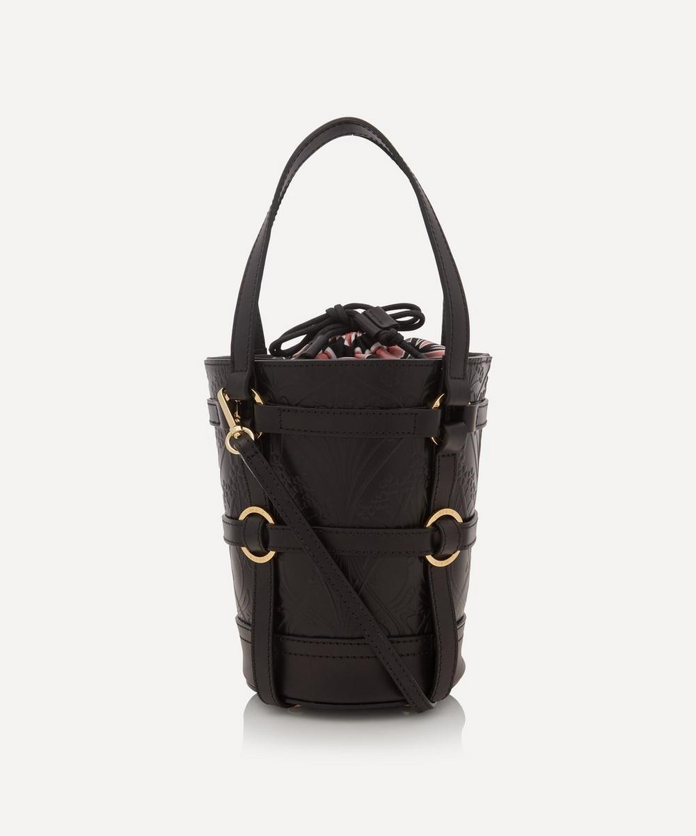 Medium Ianthe Flower Bucket Cross-Body Bag