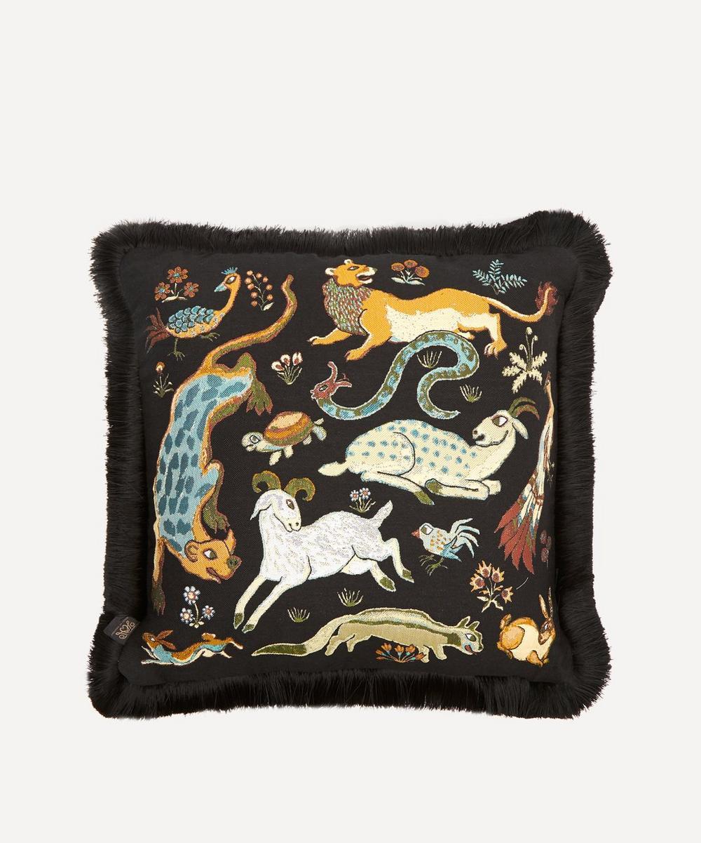 Trematonia Medium Tapestry Cushion