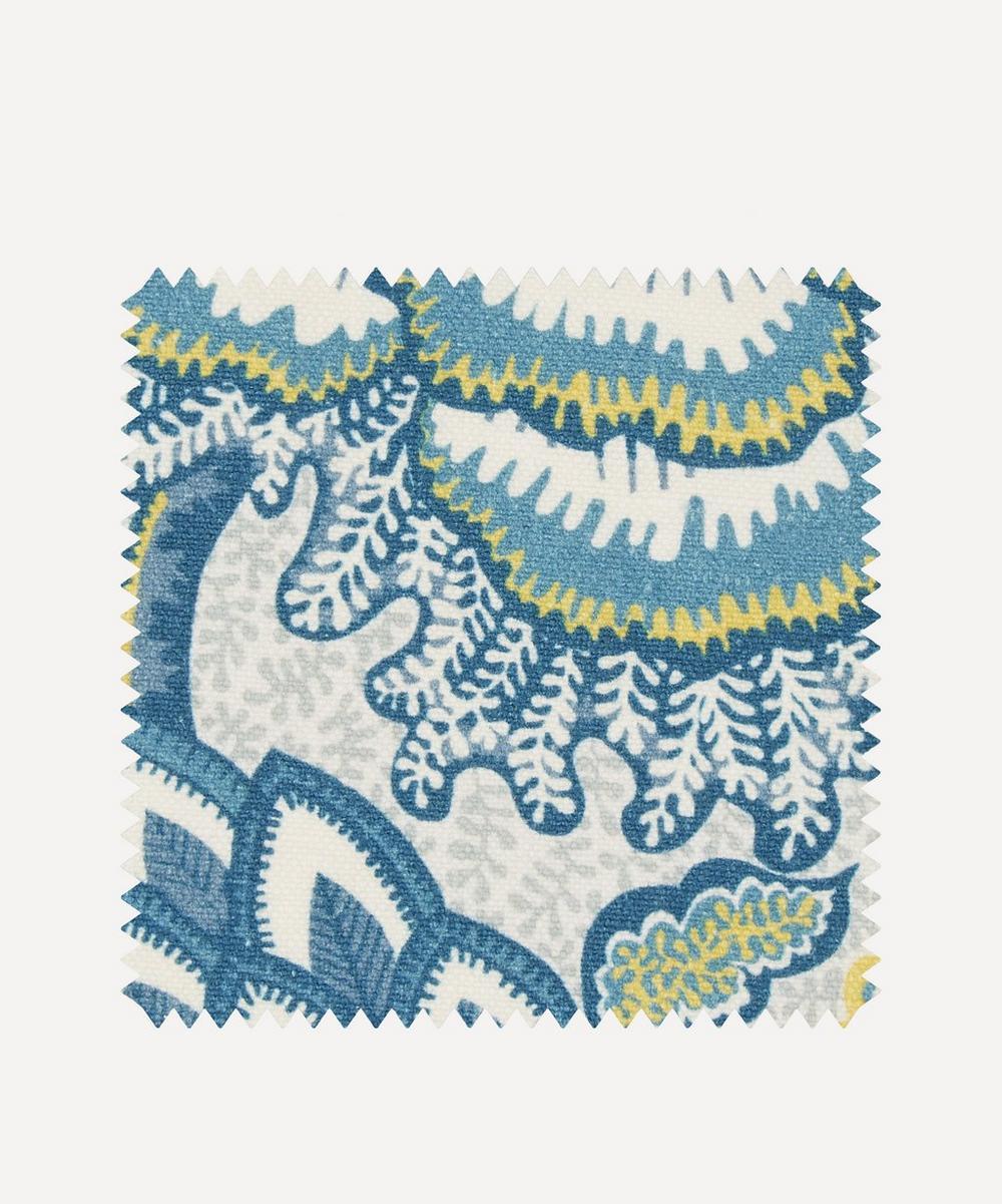 Fabric Swatch - Patricia Emberton Linen in Lichen