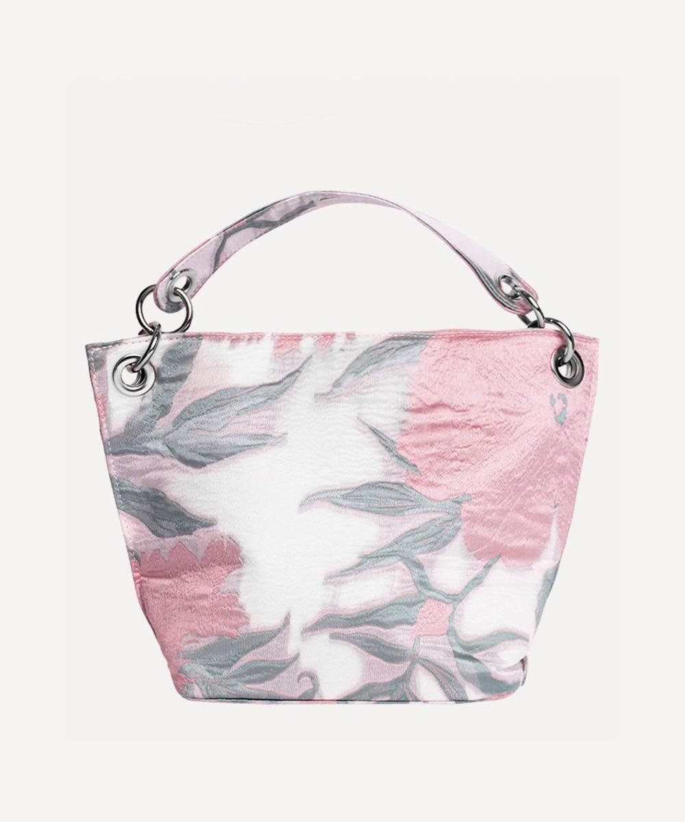 Neat Water Lily Handbag