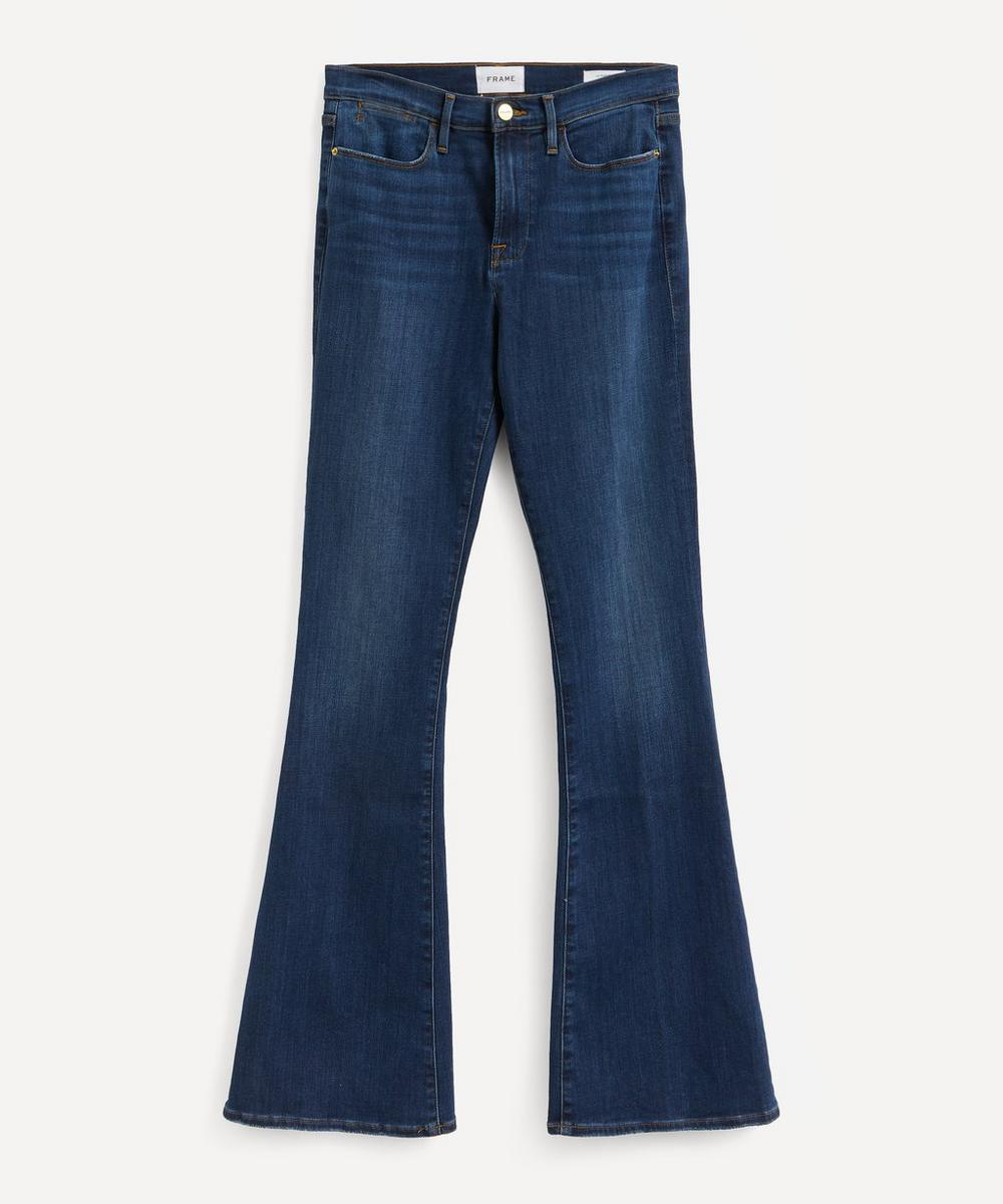 Le Jane High-Rise Flared Jeans