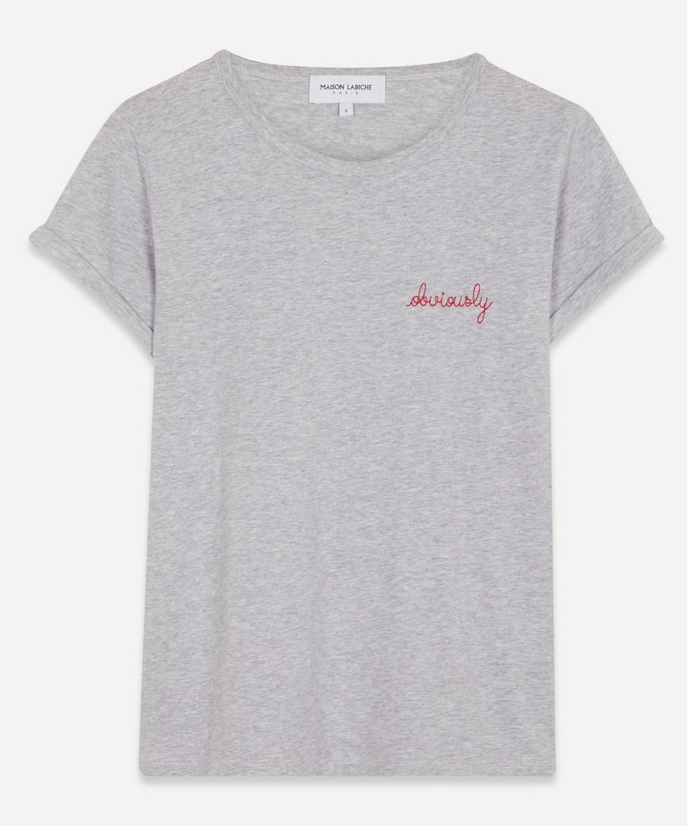 Obviously Short-Sleeve T-Shirt