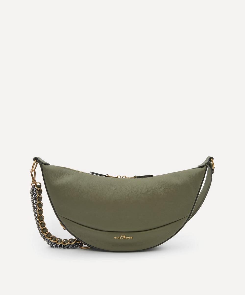 The Eclipse Leather Cross-Body Bag