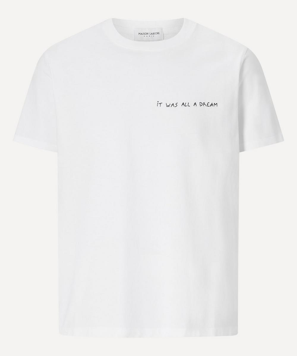 It Was All A Dream Heavy Cotton T-Shirt
