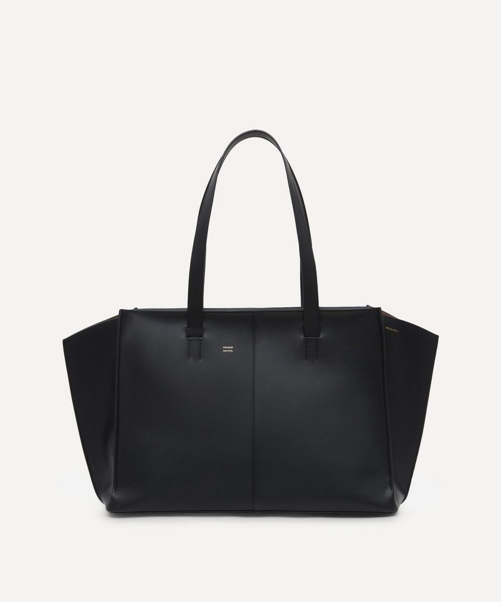 Multitude Leather Tote Bag