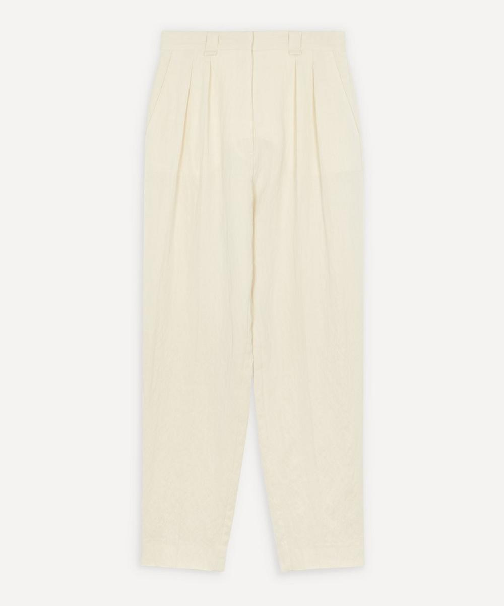 Argo Pleated Trousers