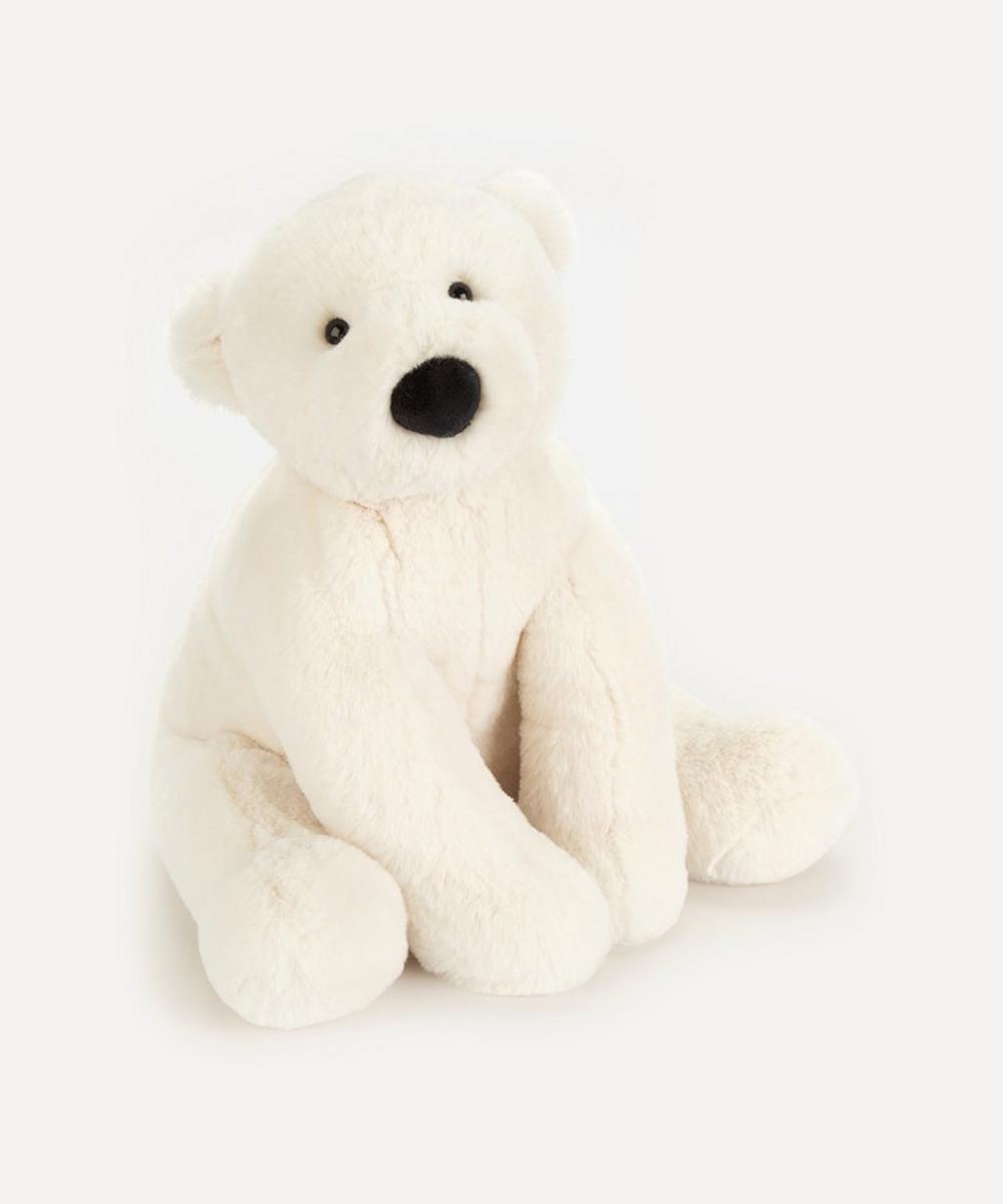 Perry Polar Bear Medium Soft Toy