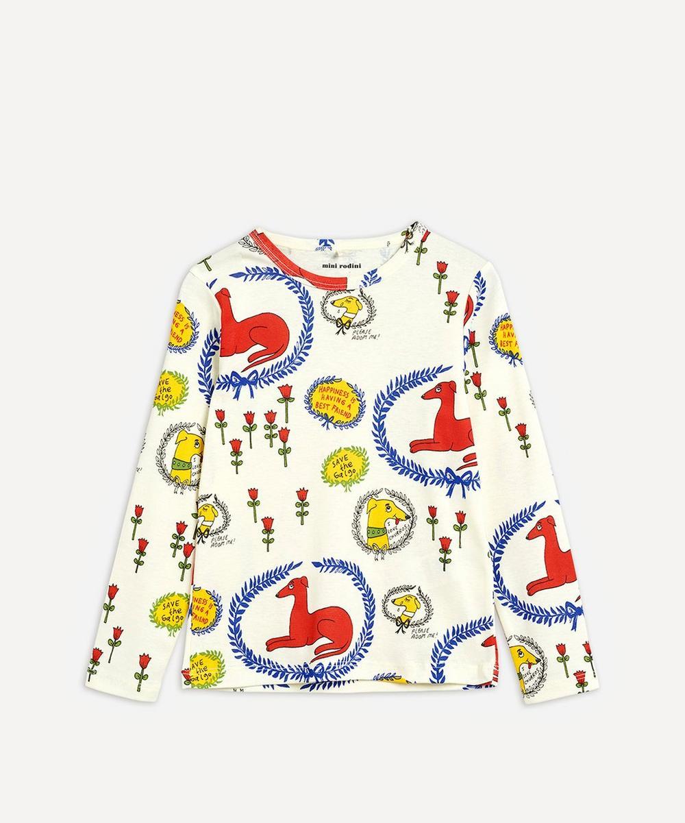 Sighthound Long-Sleeved T-Shirt 3-18 Months