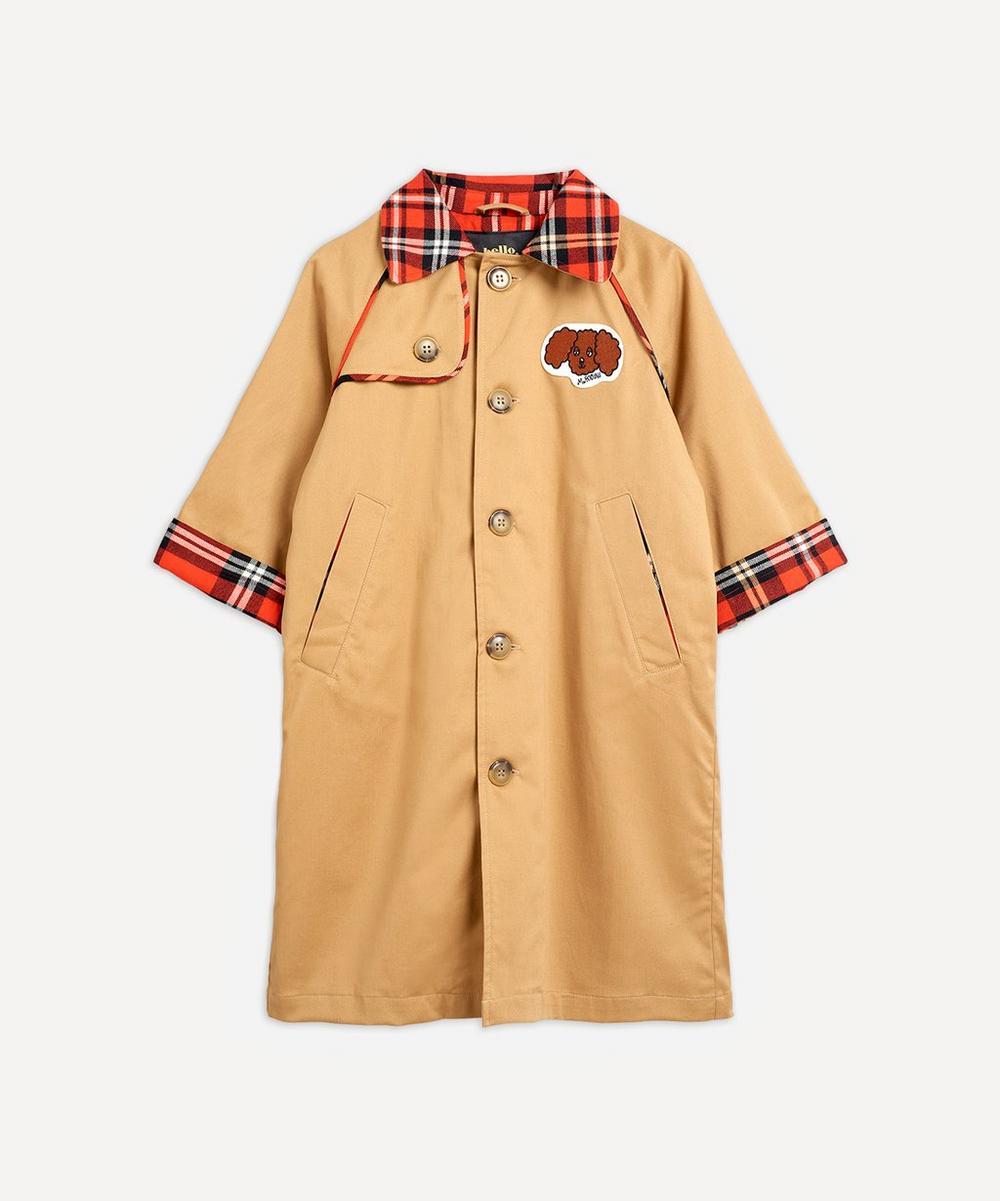 Twill Trench Coat 2-6 Years