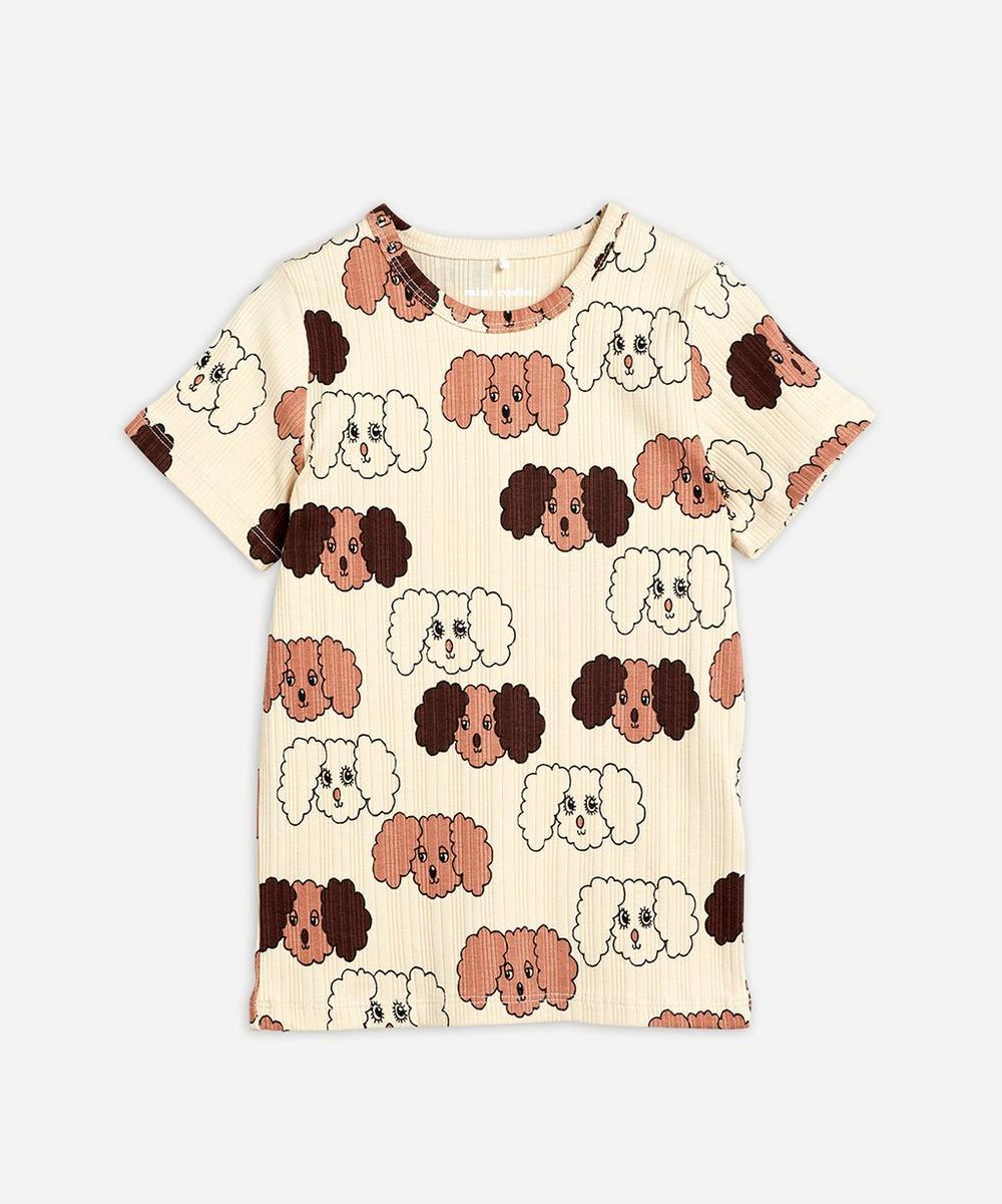 Fluffy Dog T-Shirt 2-8 Years