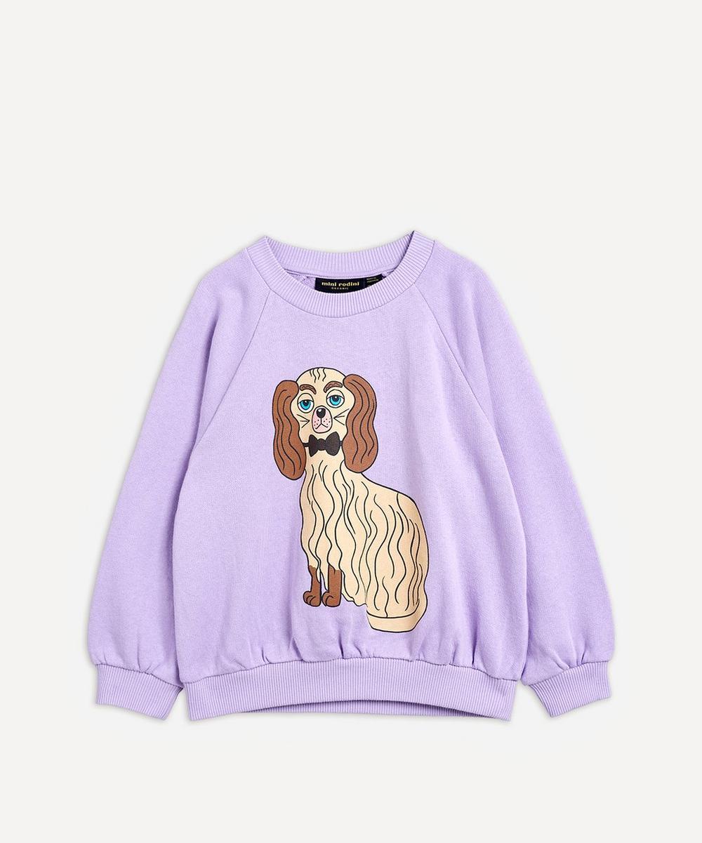 Dashing Dog Sweatshirt 2-8 Years