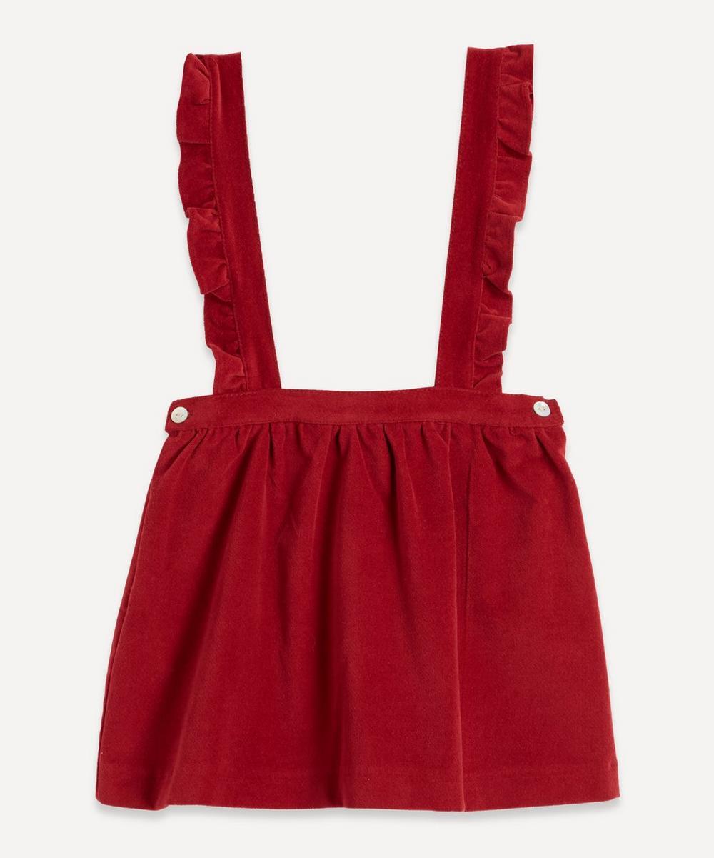 Scarlett Velvet Skirt 2-8 Years