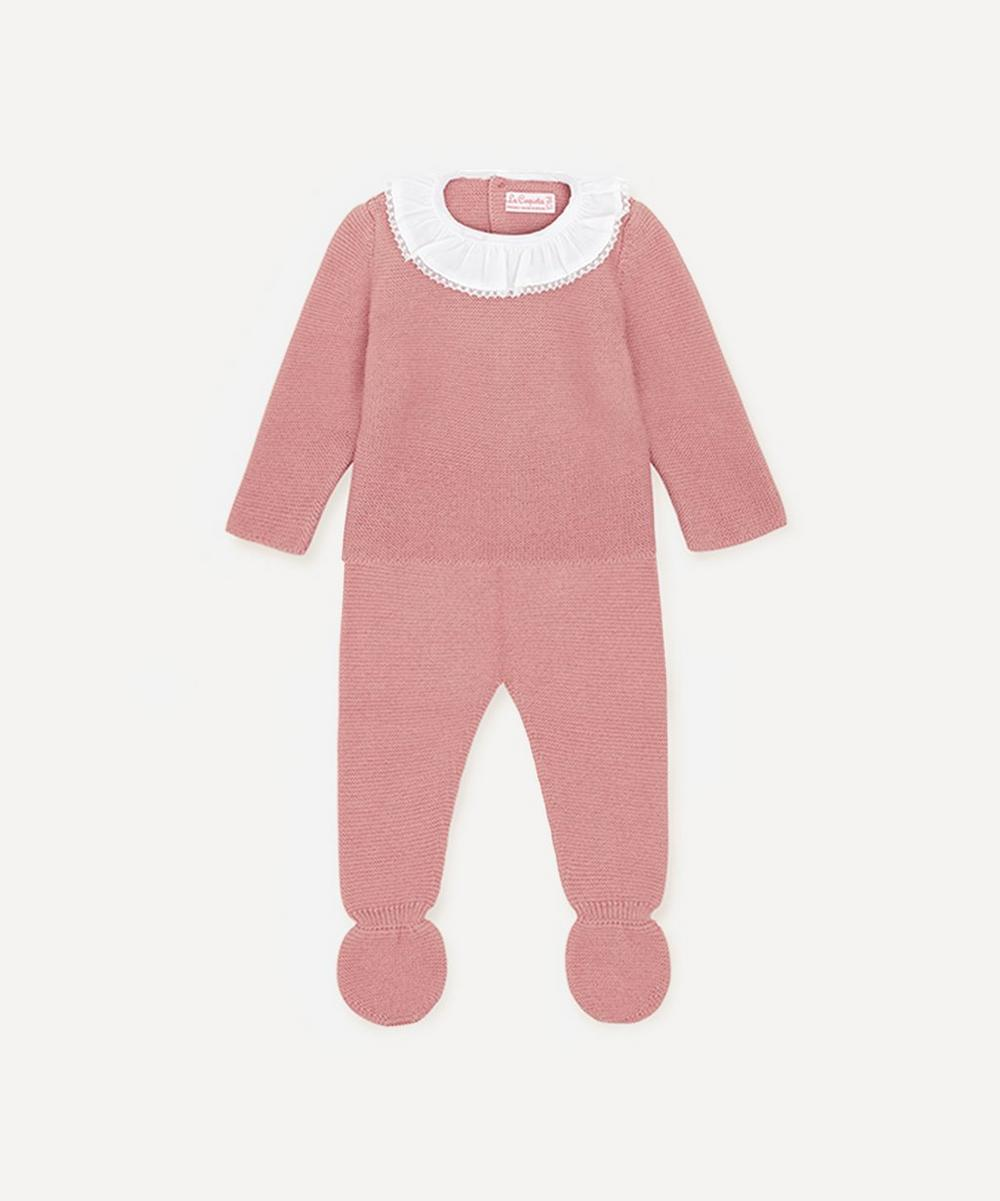 Plumetti Knitted Set 0-24 Months
