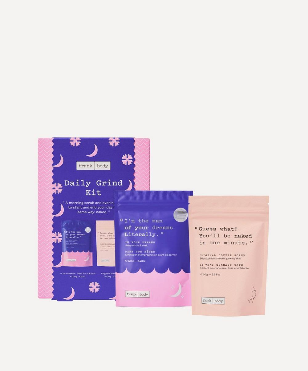 Daily Grind Body Scrub Kit