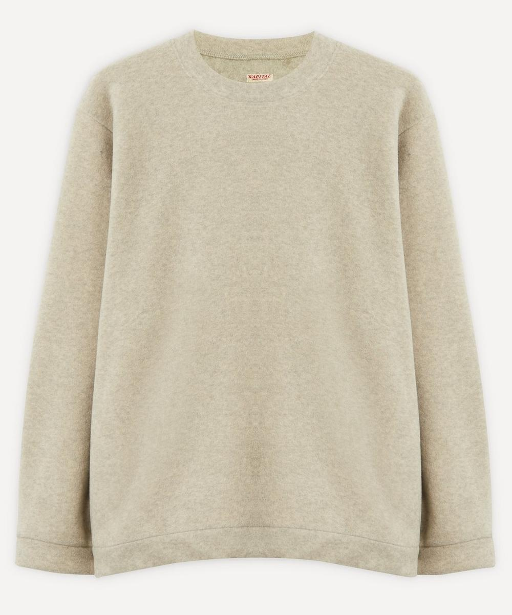 Reverse Big Sweatshirt