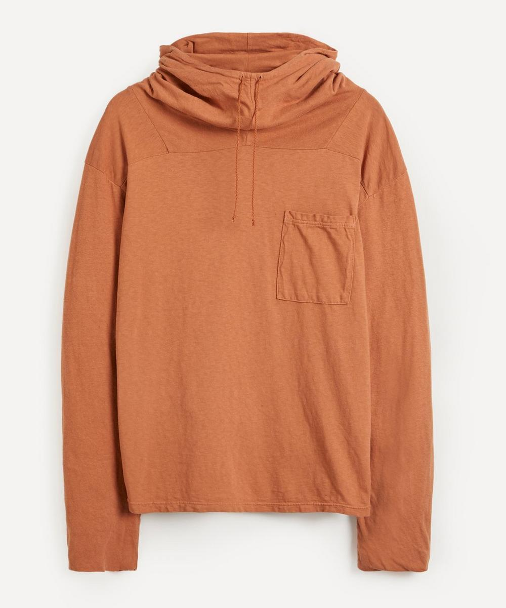 One Pocket Hooded Sweatshirt