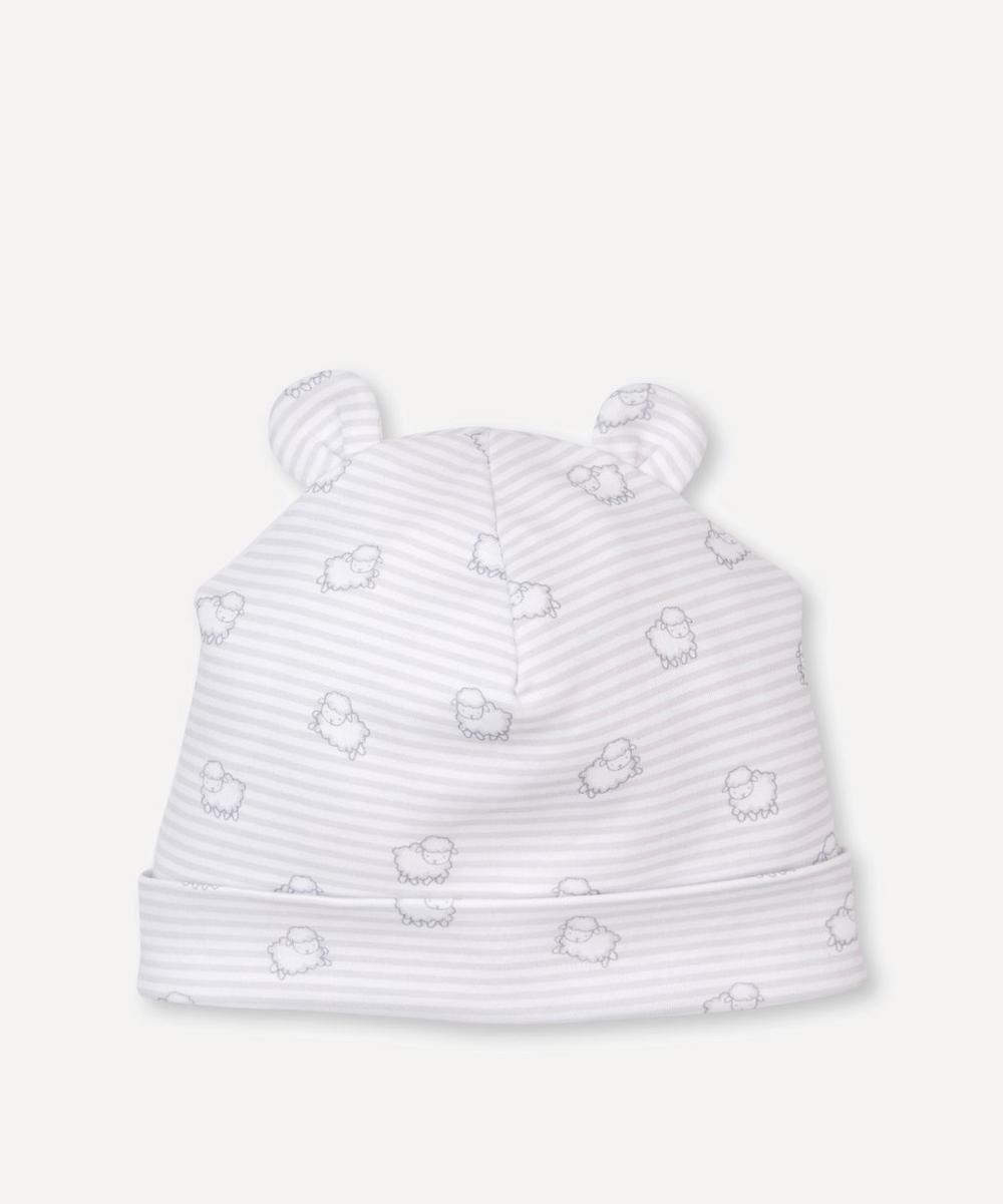 Sheep Print Baby Hat