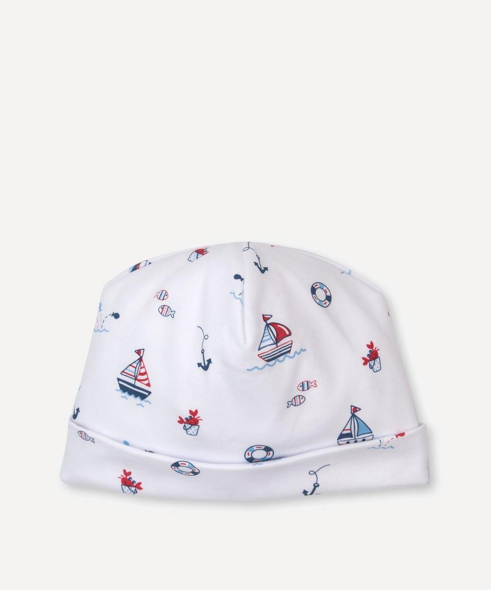 Summer Seas Baby Hat