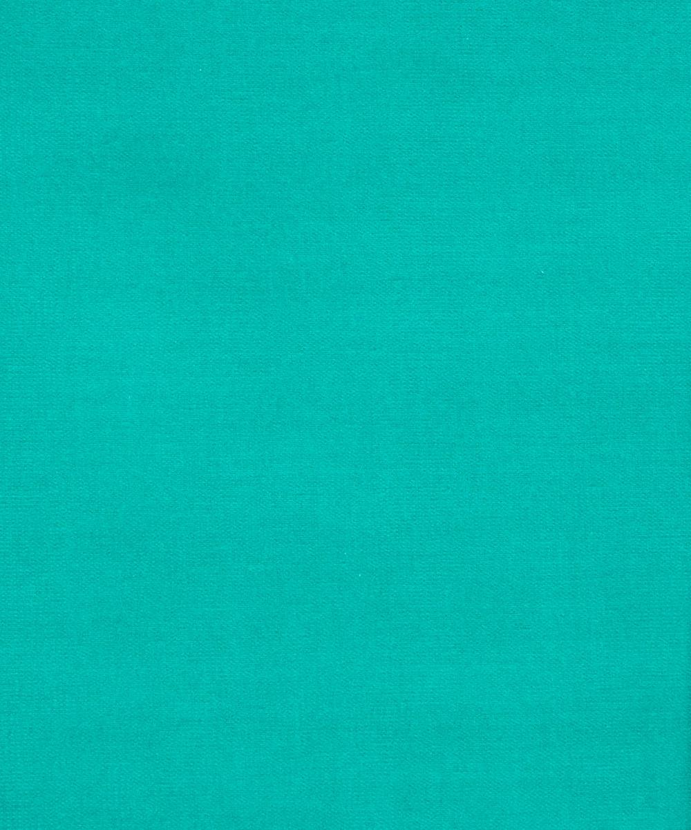 Jadeite Plain Cotton Velvet