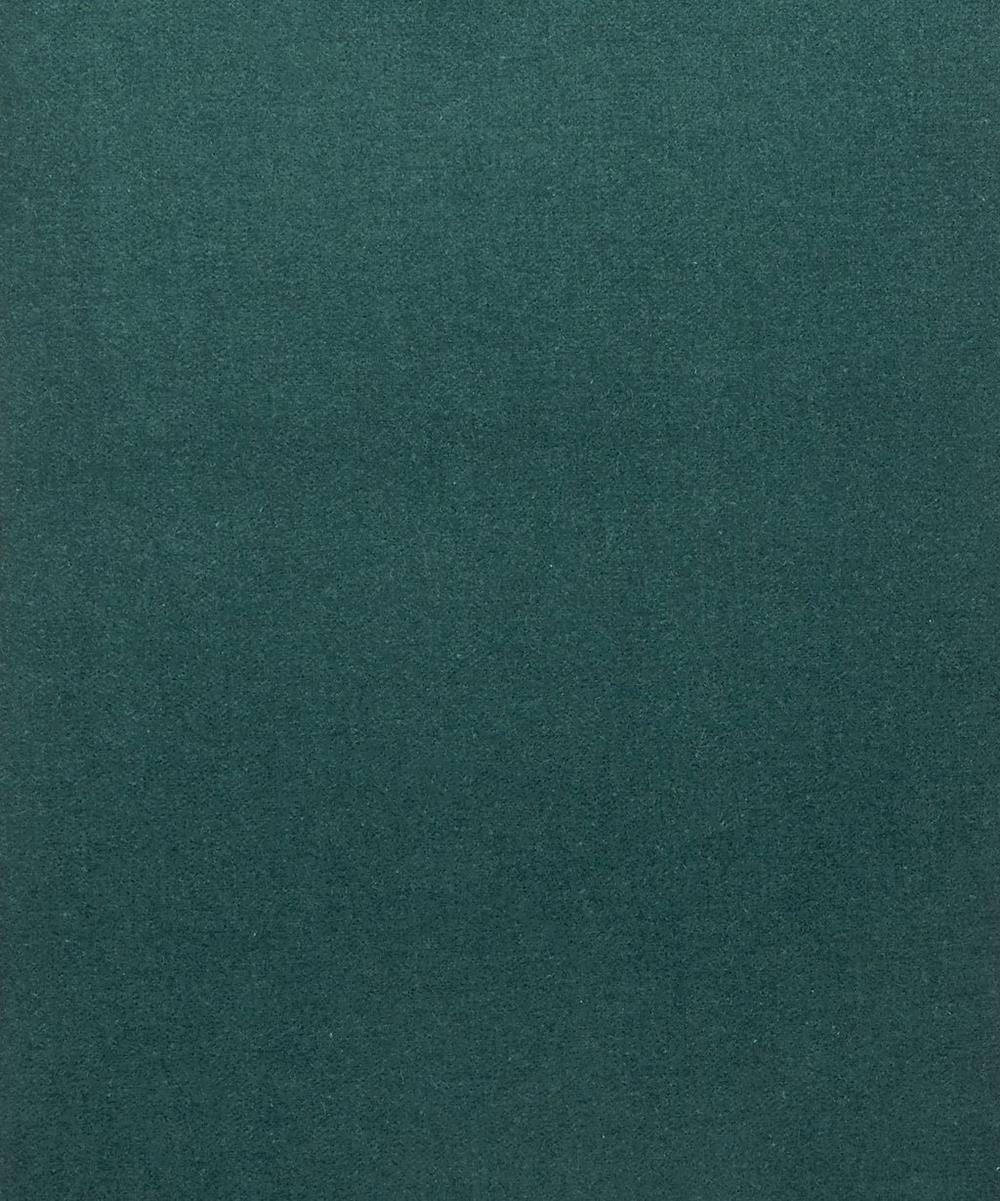 Salvia Plain Cotton Velvet