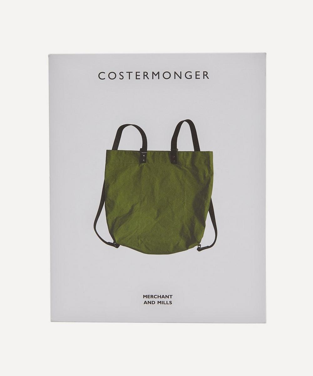 Costermonger Bag Sewing Pattern