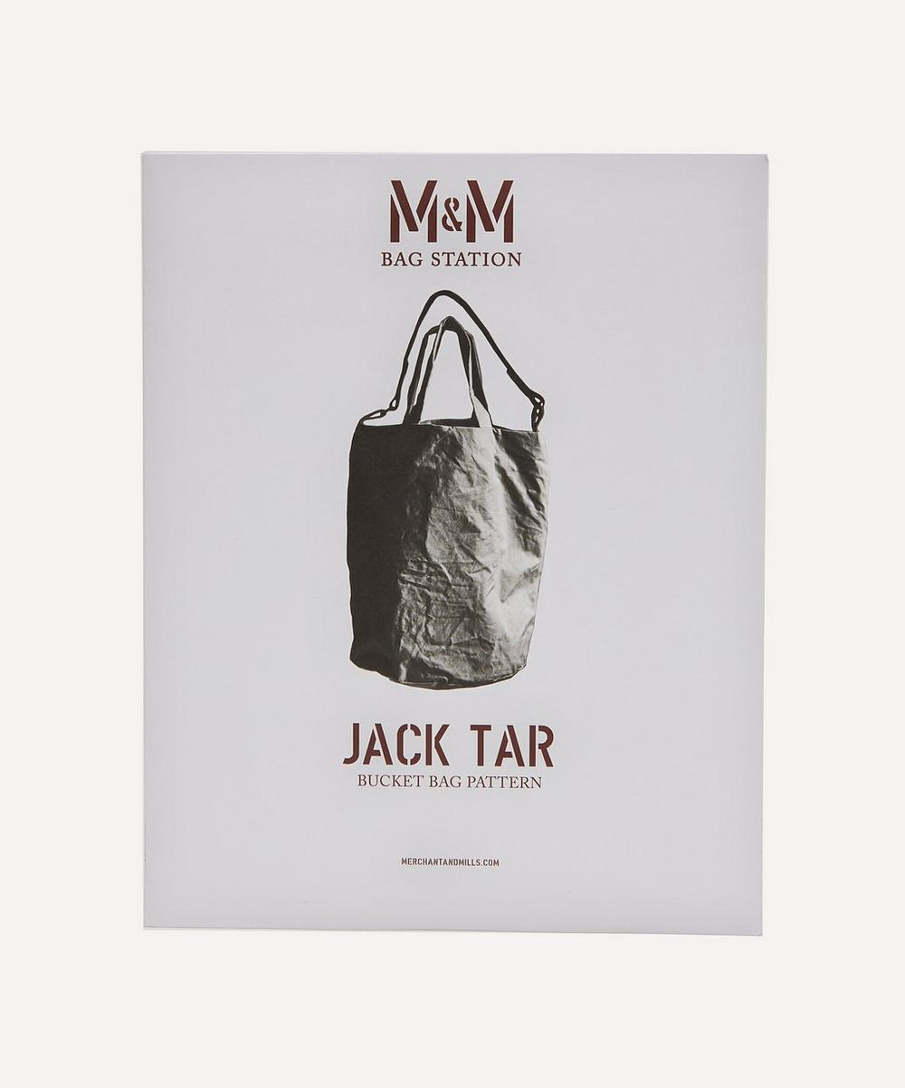 The Jack Tar Bag Sewing Pattern