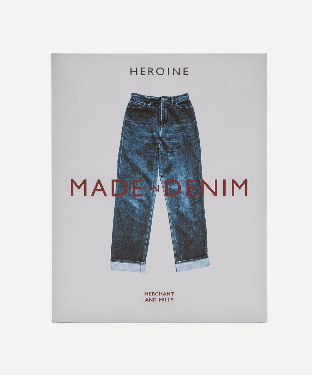 The Heroine Jeans Sewing Pattern