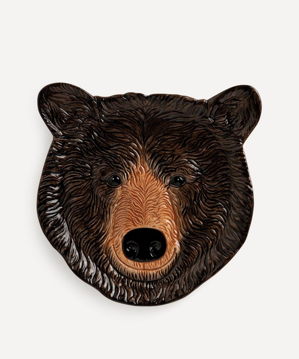 Black Bear Plate