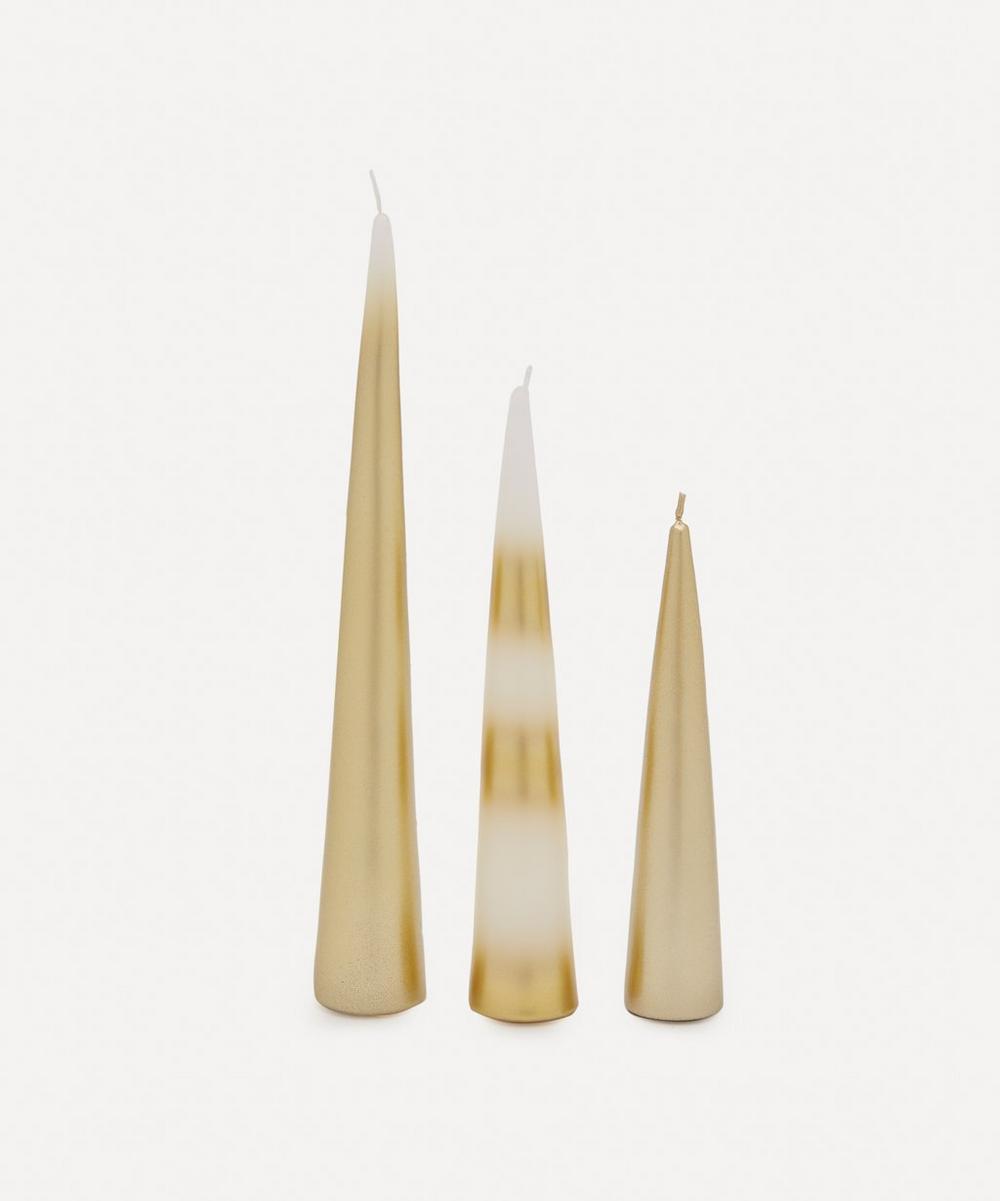 Javelin Candles Set of Three