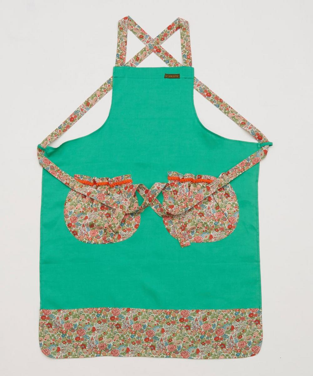 Elysian Day Tana Lawn' Cotton and Linen Apron