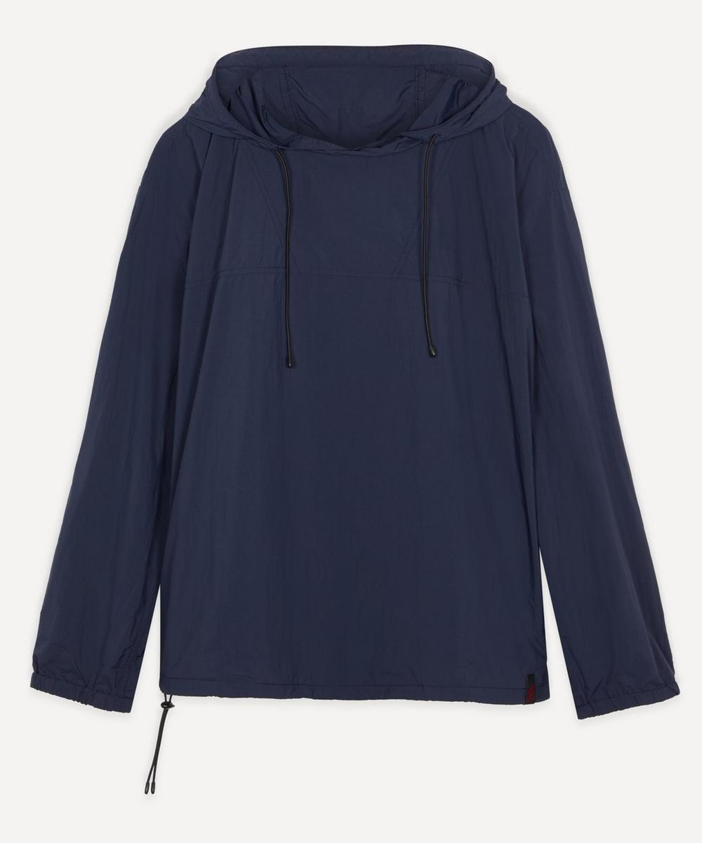 Packable Hooded Anorak Parka