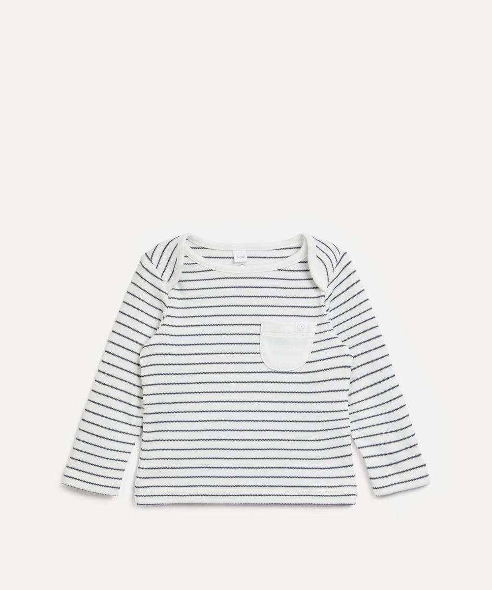 Stripe Everyday Long Sleeve T-shirt 0-24 Months