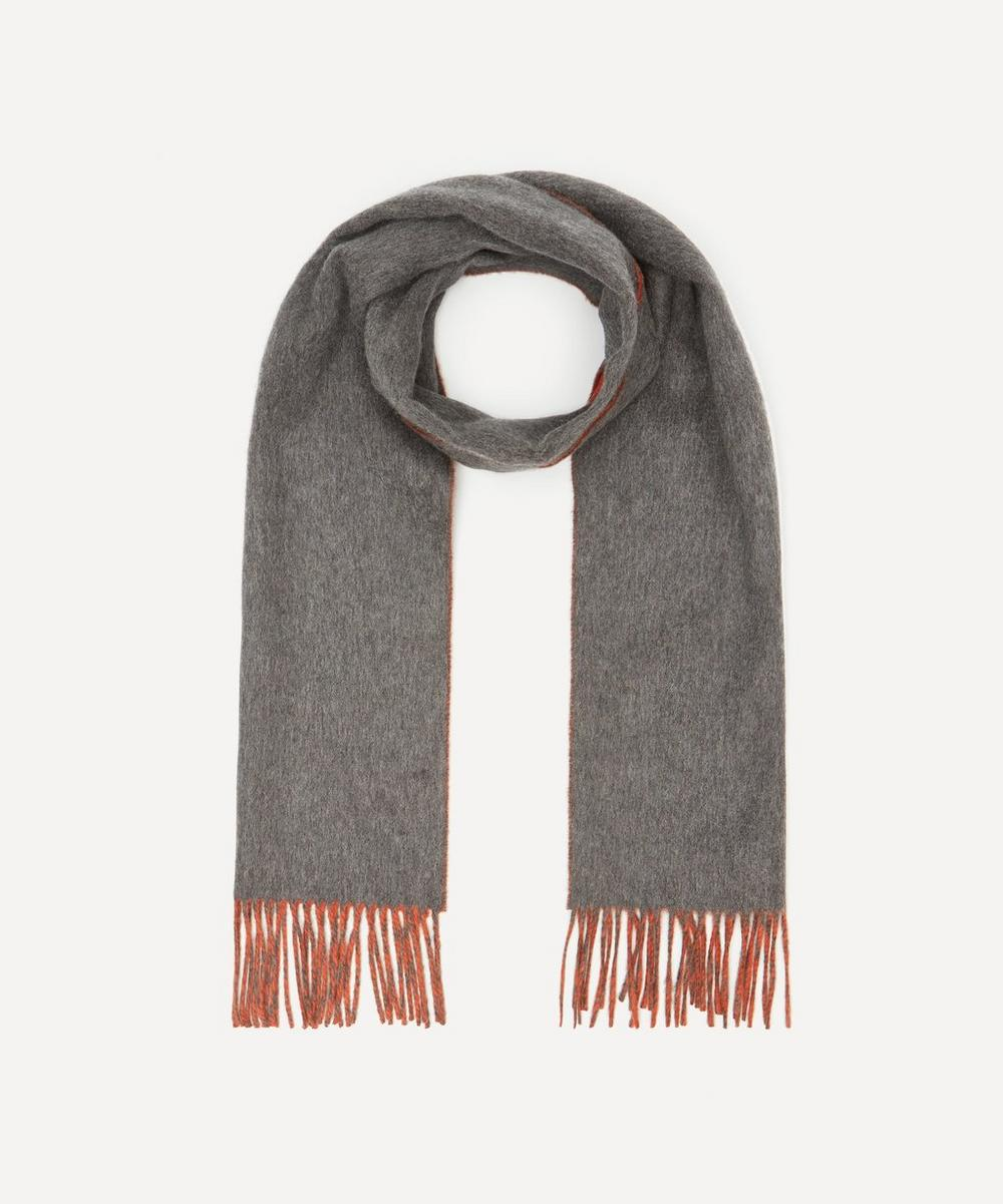 Reversible Solid Scarf