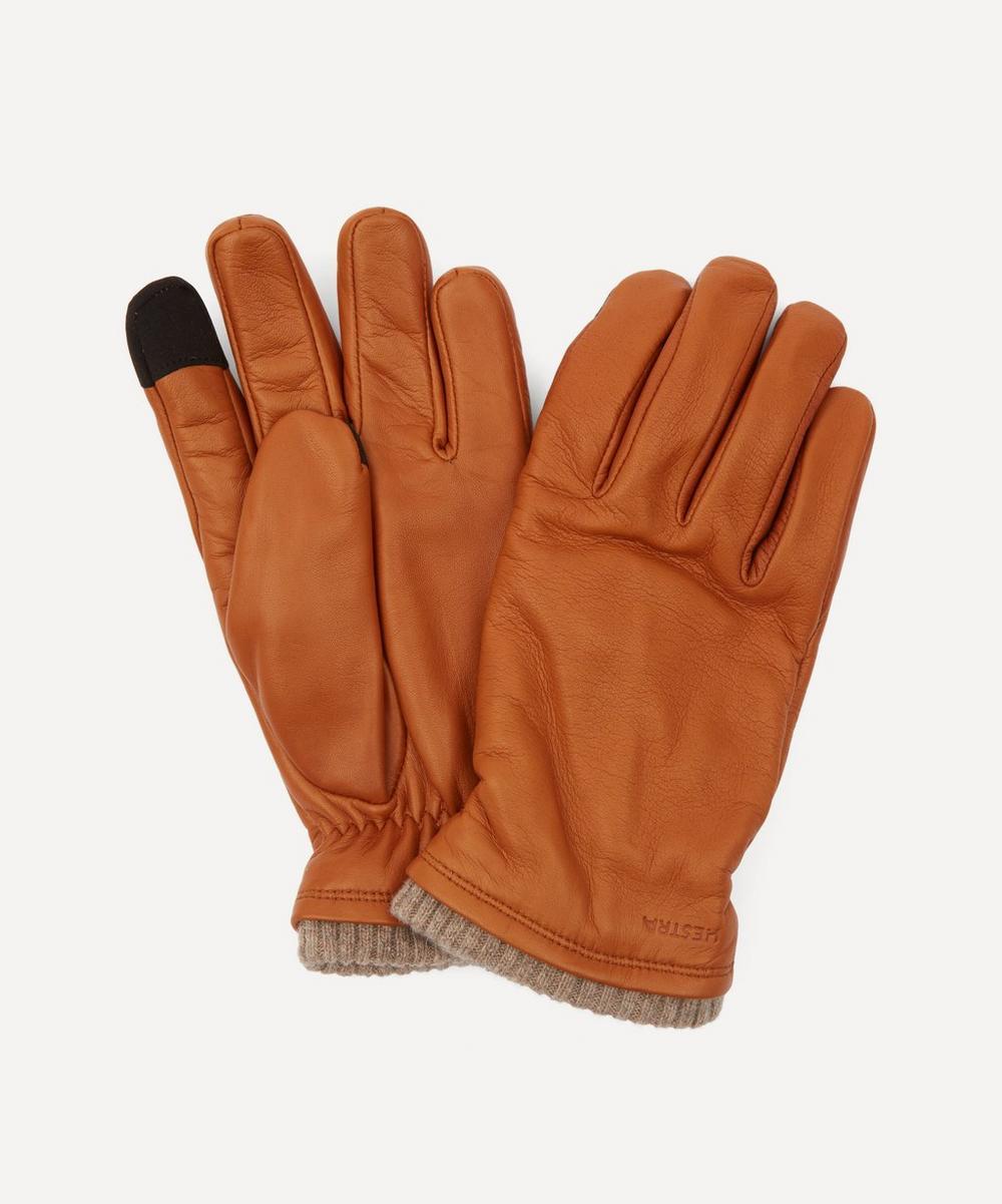 John Leather Touchscreen Gloves