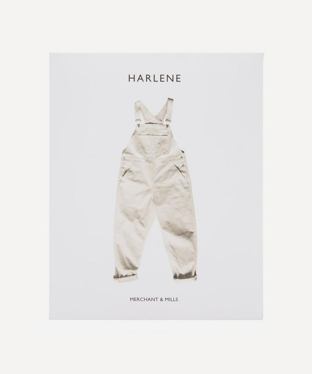 The Harlene Sewing Pattern