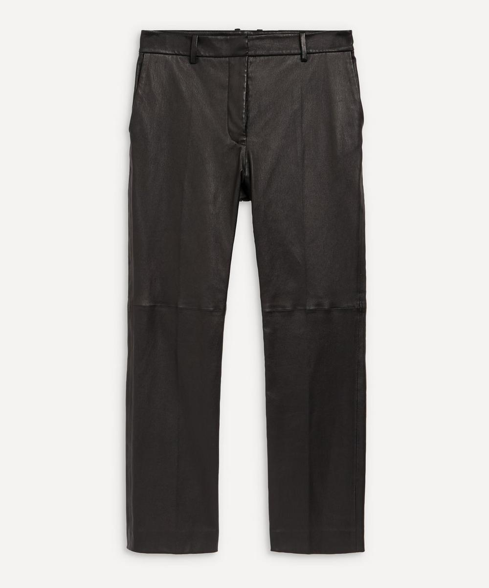 Coleman Stretch-Leather Trousers