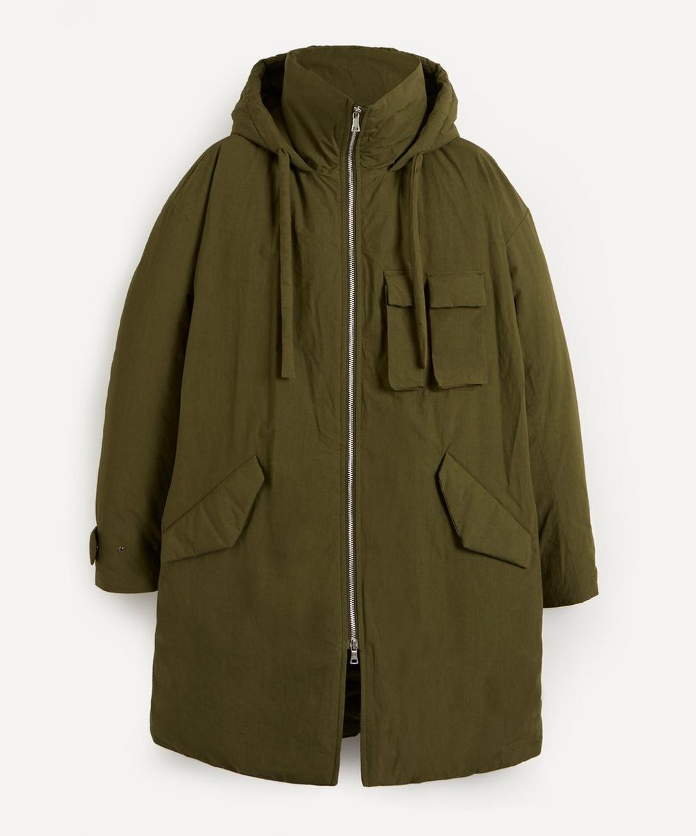 Bartoro Hooded Down Coat