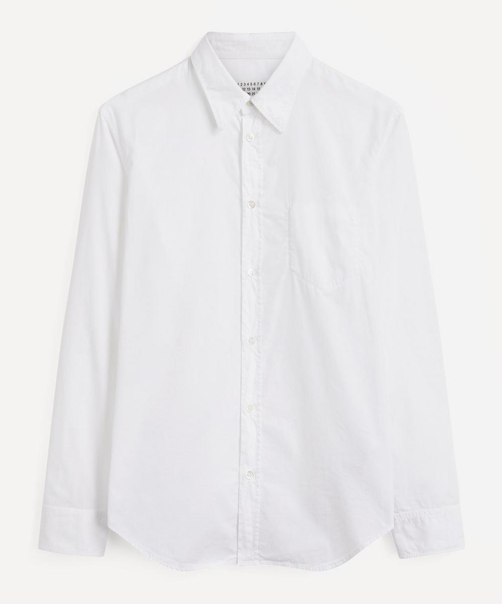 Memory Of' Poplin Shirt