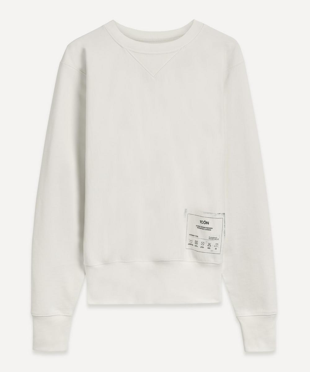 1con Print Sweatshirt