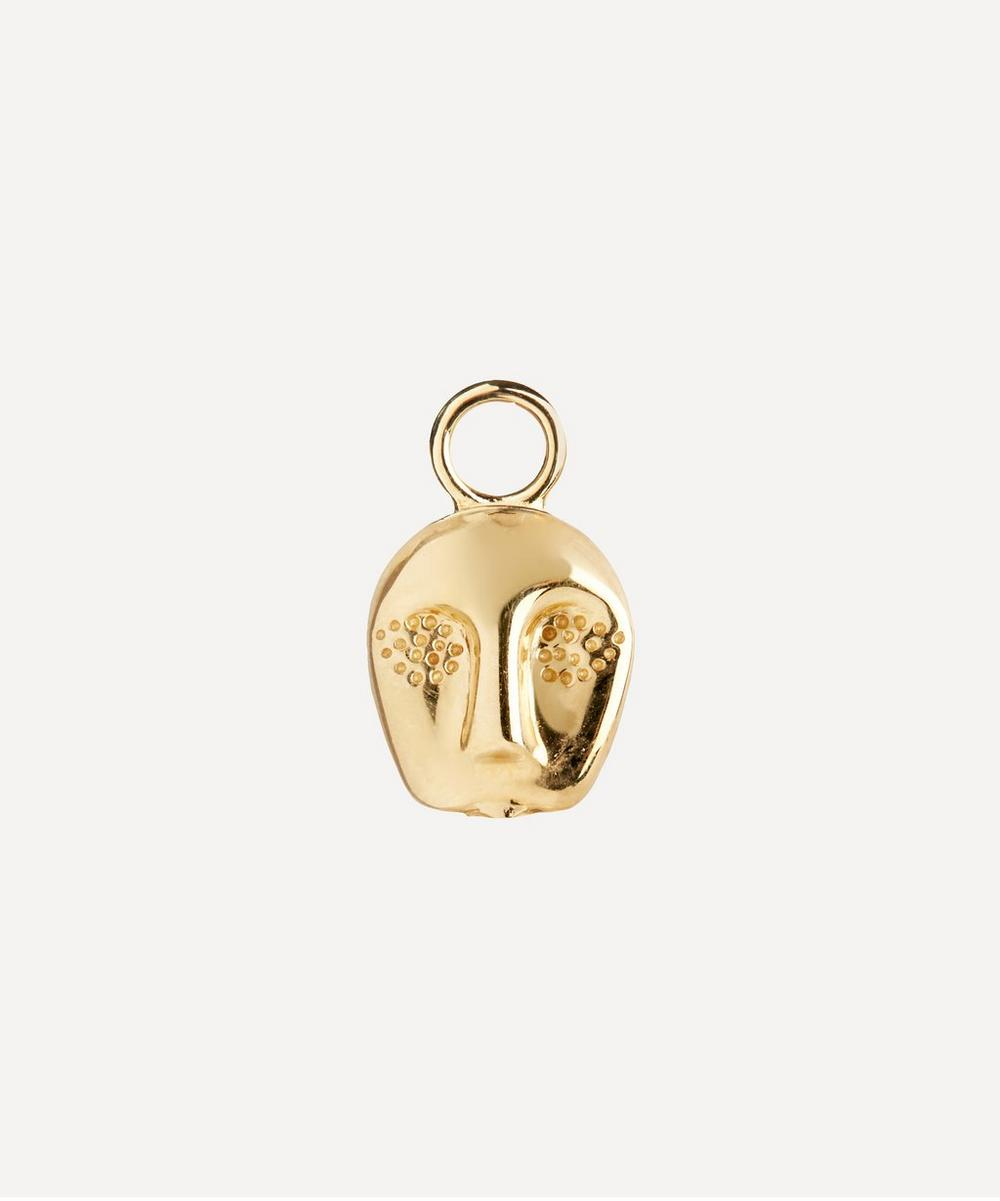 Gold-Plated Ray Charm