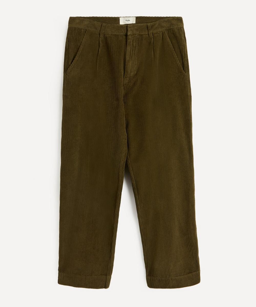 Signal Corduroy Trousers