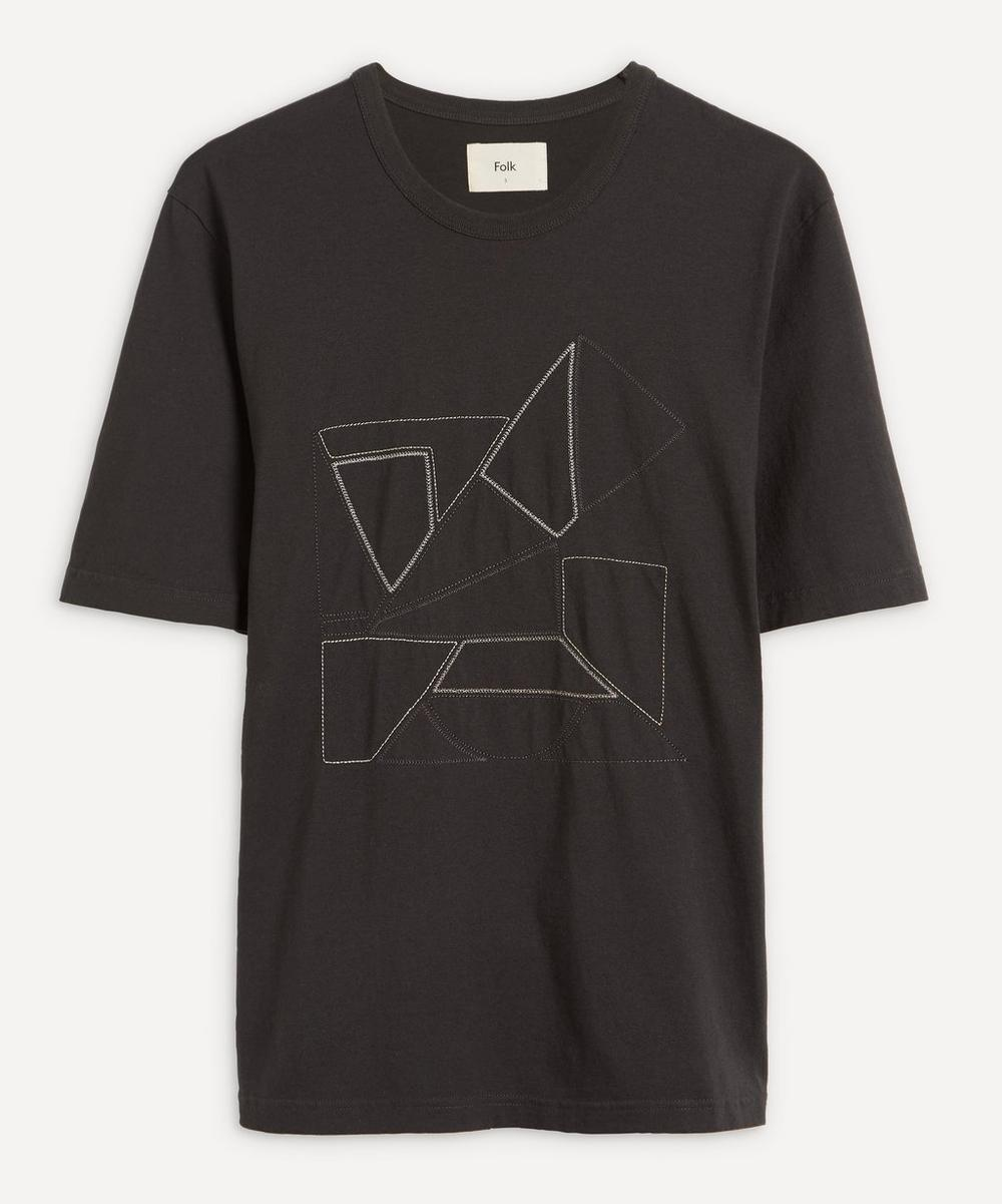 Puzzle Stitch T-Shirt