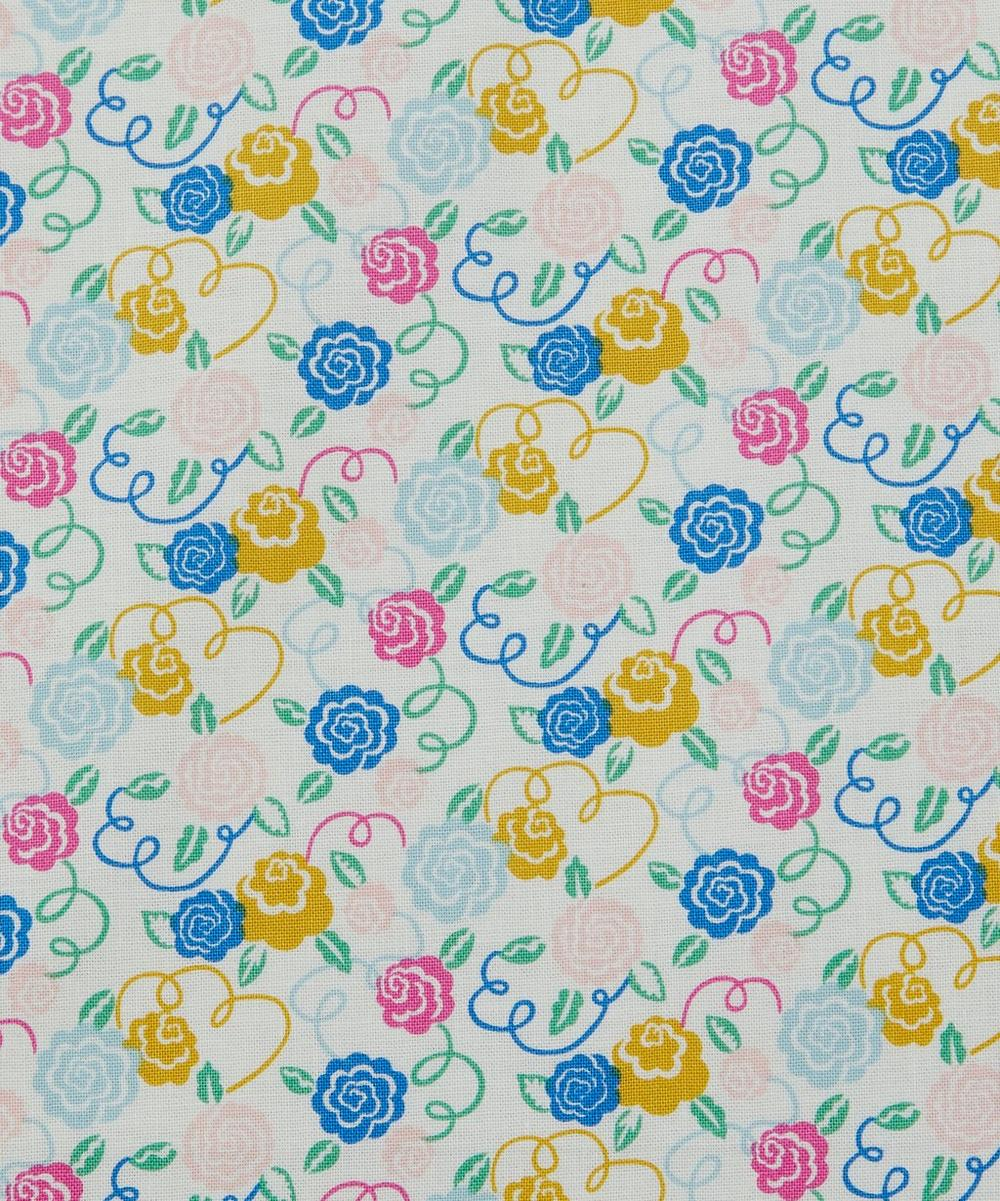Ribbon Bloom Lasenby Cotton