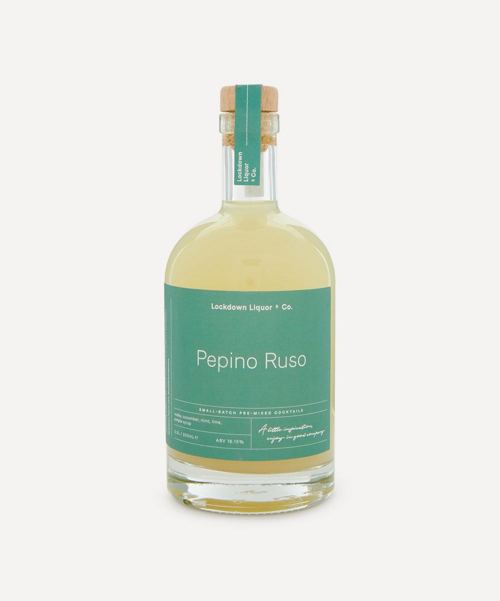 Pepino Ruso Pre-Mixed Cocktail 500ml