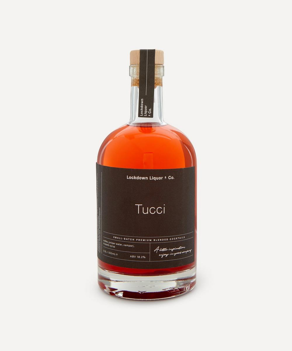 Tucci Pre-Mixed Cocktail 500ml