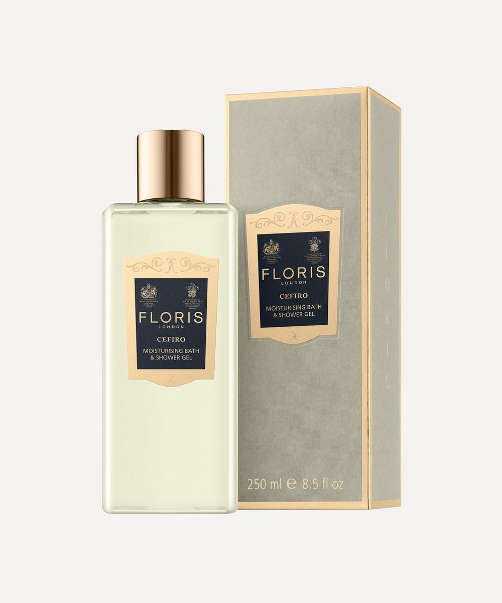 Cefiro Moisturising Bath & Shower Gel 250ml