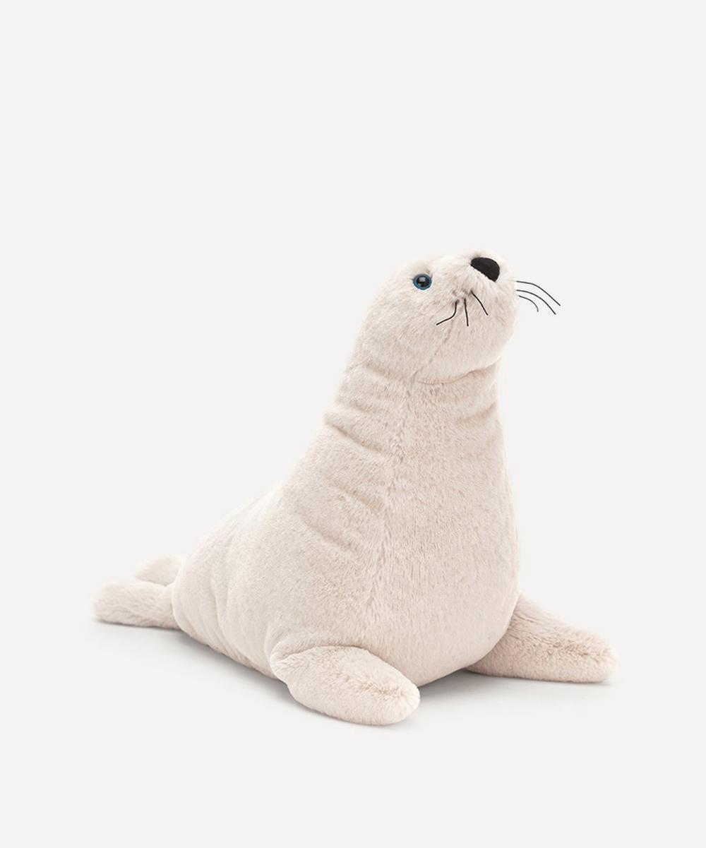 Selena Seal Soft Toy