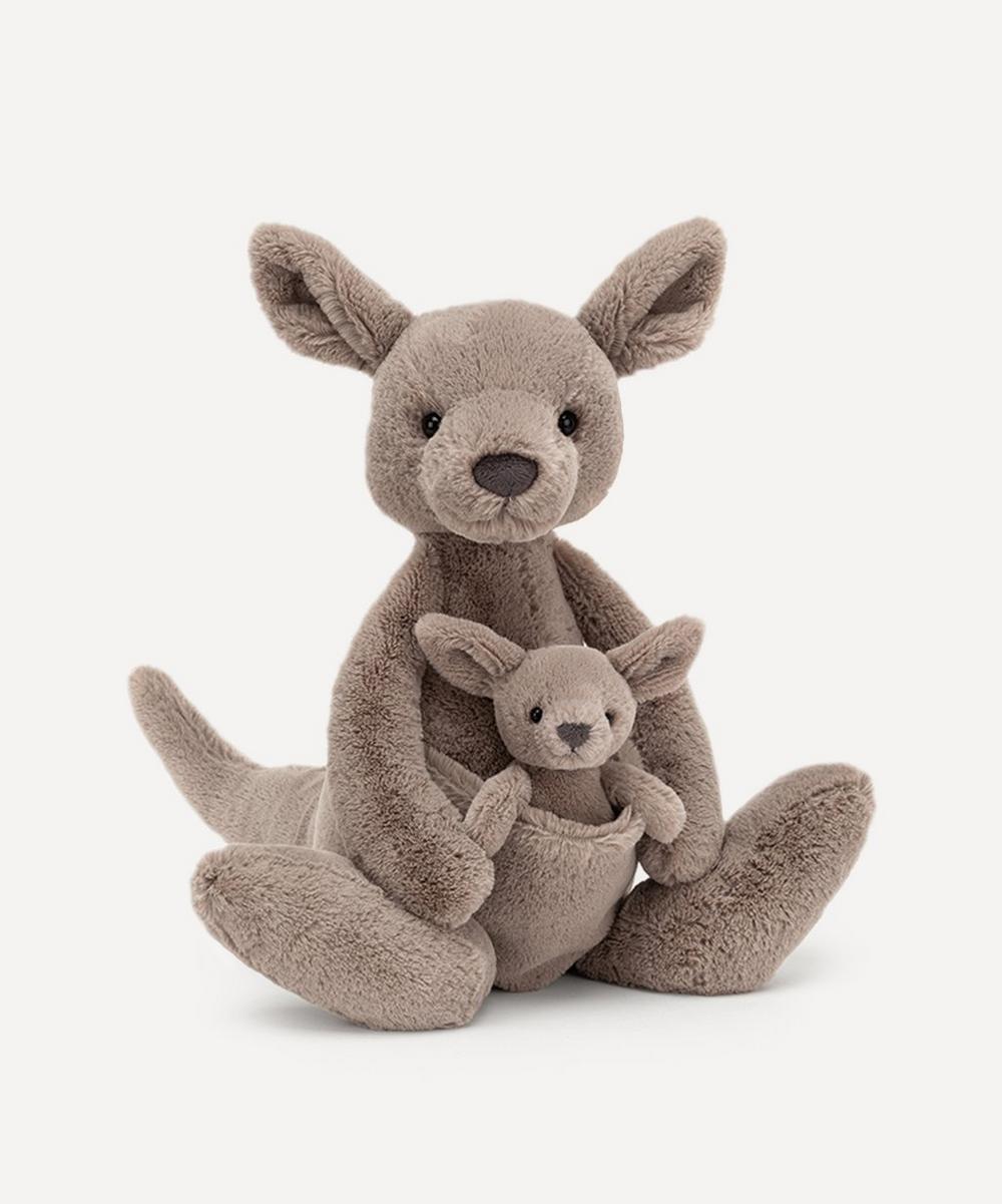 Kara Kangaroo Soft Toy