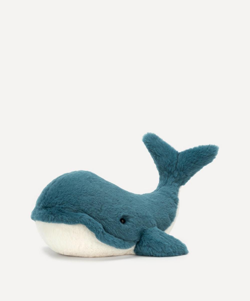 Wally Whale Medium Soft Toy